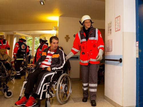 Evacuation lifts: an alternative escape route
