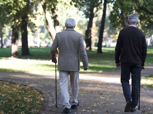 Centre for Ageing Better Report: Ageing & Mobility