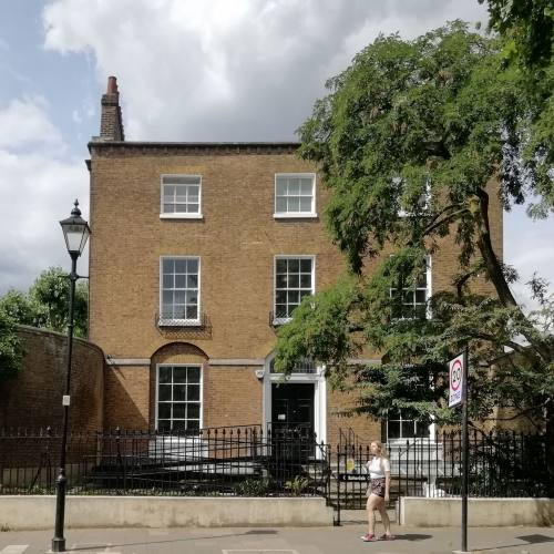 The Estorick Collection -  London