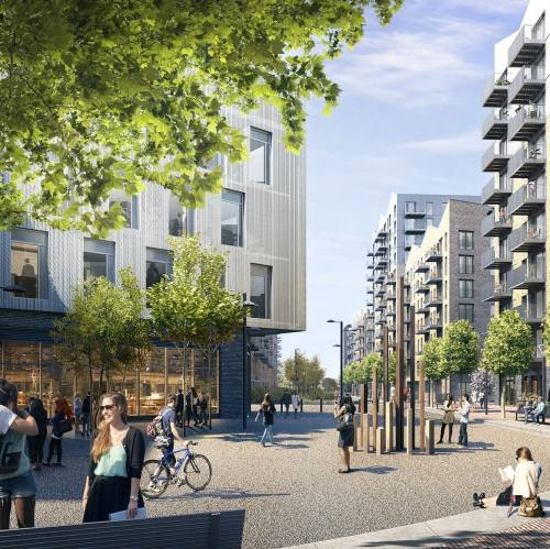 Lendlease - The Timberyard