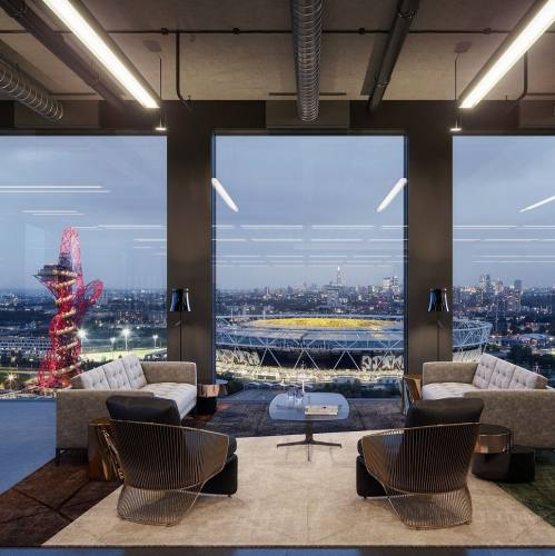 Lendlease - International Quarter London